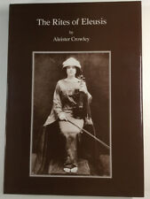 The Rites of Eleusis, Aleister Crowley, Mandrake Press 1990, Signed & ephemera