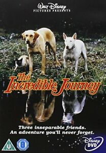 The Incredible Journey [DVD][Region 2]