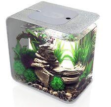 NEW BiOrb FLOW White 15 Liter w/ LED Fixture Aquarium