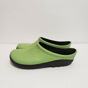 sloggers size 9 womens green