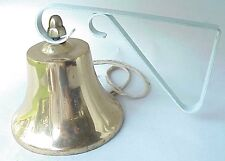 Awesome Valleau Bronze Patio Dinner/Ship Boat Bell. Grand Rapids Mi