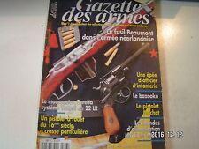 **a Gazette des armes n°323 Pistolets Machat / Le Bazooka