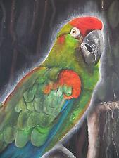 Künstlerische Tier-Malereien mit Vögeln Acryl