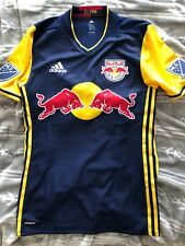MLS soccer jersey Red bulls alternate Size Small