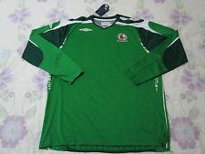 Blackburn Rovers goalkeeper football shirt size XL Umbro BNWT