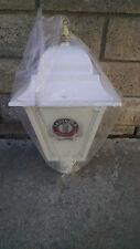 RARE ERDINGER WEISSBRAU POST LAMP LIGHT  MANCAVE BAR DECORATION BEER