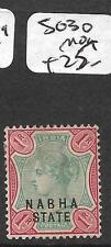 INDIA NABHA (P3009B) QV 1R  SG 30  MOG