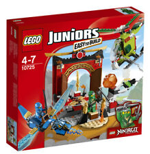 Lego Juniors Ninjago 10725 Lost Temple