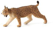 Mojo Iberian Lynx Cat Figure Wildlife Toy 387064 New Free Ship