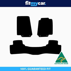 Floor Mats For Ford Falcon FPV FG 2008-2014 Sedan Black Car Mats