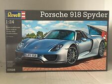 +++ Revell Porsche 918 Spyder 1:24 07026