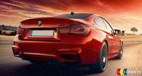 NEW GENUINE BMW 4 SERIES M4 F82 LCI LED REAR EU TAIL LIGHTS RETROFIT BLACK LINE