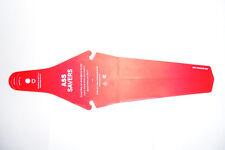 Ass Saver Spritzschutz Schutzblech Mudguard Rennrad Fixie Clip On Rot