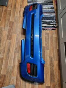 Mini r56 JCW genuine Rear complete bumper Laser blue