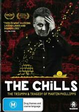 The Chills: The Triumph and Tragedy of Martin Phillipps  - DVD - NEW Region 4