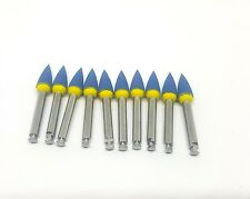 Lot X 10 Dental polishing finishing burs for porcelain composite ra  EVE DIAPOL