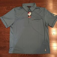 Nwt North End Sport Golf Shirt MicroArt Scotchgard Protector Mens Size Xl