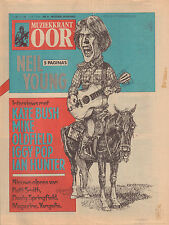 MAGAZINE OOR 1979 nr. 09 - NEIL YOUNG / MIKE OLDFIELD / KATE BUSH / IGGY POP