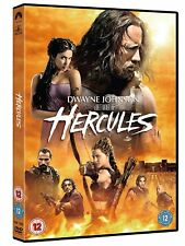 Hercules [DVD] [2014] New Sealed Dwayne The Rock Johnson