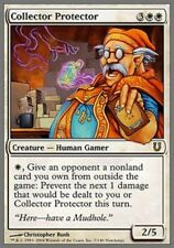 MTG Magic - Unhinged - Collector Protector - Rare VO