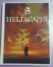 HELLSCAPES GAME COREBOOK 📖  KICKSTARTER HARDBACK EDITION - Scrivened, LLC 🆕️