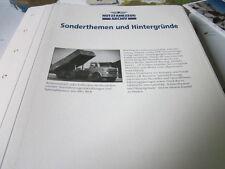 Nutzfahrzeug Archiv 3 Sonderthemen 3000 Sonderthemen und Hintergründe Einleitung