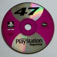 *DEMO DISK 47* Ape Escape Bloody Roar 2 Playstation One 1 PSOne PS1 PS PSX