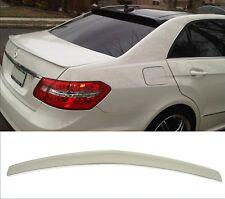 Heckspoiler für Mercedes W212 E Klasse E63 Limousine Neu Dachspoiler AMG