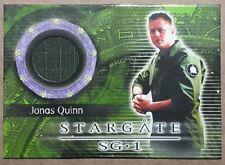 Stargate SG-1 Costume Card - C25 Corin Nemec as Jonas Quinn