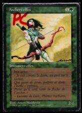 MRM FRENCH Archers elfes - (Elvish Archers) Played MTG magic FBB