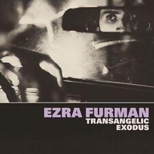 Ezra Furman - Transangelic Exodus LAVENDER COLOURED vinyl LP IN STOCK NEW/SEALED