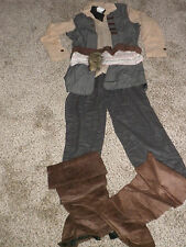 Disney Store Pirates of the Caribbean Jack Sparrow Costume New Size small childs