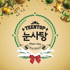 K-pop Teen Top - Snow Kiss (Season Album) (TTOP01S)
