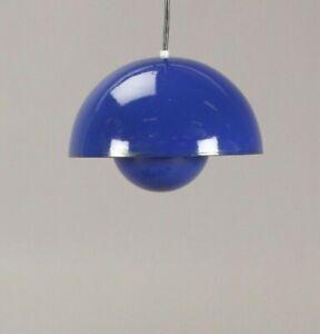 Verner Panton. Flowerpot pendant manufactured by Louis Poulsen