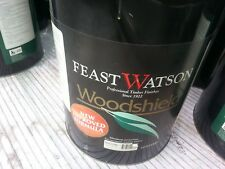 FEAST&WATSON 10 LITR WOODSHIELD EXTERIOR DECK&TIMBER &FENCE TREATED-PINE colour