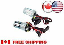 2 GREEN XENON HEADLIGHT Bulb 9006 Kit HID Replacement Bulbs 35W Off Road Lights