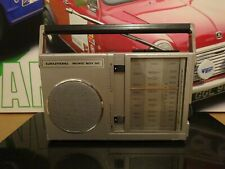 VINTAGE GRUNDIG MUSIC BOY 50 PORTABLE LW/MW/FM BATTERY / MAINS TRANSISTOR RADIO