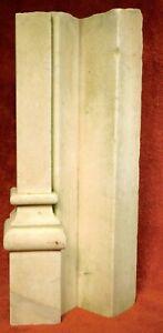 Antique Roman Style MARBLE Architectural Fragment Classic Column Pilaster Corner