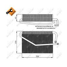 NRF Verdampfer Klimaanlage für MERCEDES-BENZ 2617251