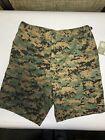 "Rothco BDU Combat Shorts Desert Camo Mens Small 27-31"""