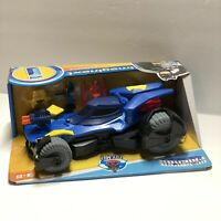 Imaginext DC Super Friends Batman Batmobile Super Hero Figure Vehicle w/Missiles