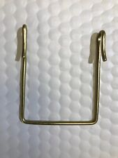 Brass Bayonet Frog Hook Adapter for Mills Woven Cartridge Belts