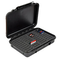 SD and CF High Capacity Memory Card Case Professional Waterproof Dust-proof Hard