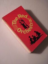 Red Orchestra Paperback by Giles Perrault! 1970, Spy Ring WWII Russian Espionage