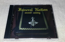 "Funeral Nation ""Second Coming""cd.. Venom Slayer Chicago  Master Satanic 666"