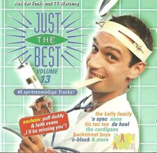 JUST THE BEST VOL. 13 / VARIOUS ARTISTS / 2 CD-SET / NEUWERTIG