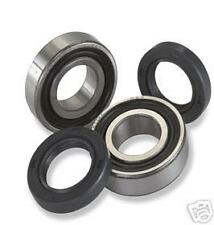 FRONT WHEEL BEARINGS SEALS KAWASAKI TECATE 4 250 87-88