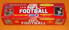 1990 Score NFL Football Series 1 & 2 Cards Complete Set Factory Sealed Box
