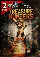 Treasure Hunters (2017) Martin Santander & 2 Bonus Films DVD Good condition
