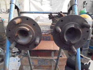 HILLMAN MINX (Pre-War) Rear Axle Half Shaft x 2 (not a pair)